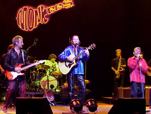 The Monkees reunion 2001